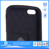 simple and plain oem avaliable litchi texture flip leather case for iphone 6 pluss