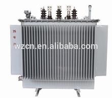 11KV Double winding Hermetically sealed distribution transformer 300KVA Copper