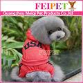 venta al por mayor de moda de ganchillo de ropa para perros enemigo venta ropa para mascotas a granel