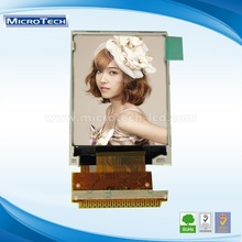 1.77 inch TFT LCM, LCD display for electronics