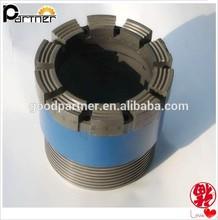 Good quality !!! nq hq pq diamond wood core drill bits