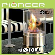 2015 round gas indoor fireplace