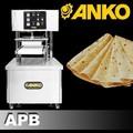 Anko pequena escala fazendo elétrica automática congelado Tortilla Maker Machine