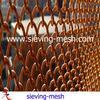 Metal Mesh Shower Curtain/Chain Link Wire Curtain Cascade