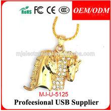 silver jewelry usb,diamond heart usb usb flash