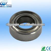 High Quality SMR85 bearing 5x8x2.5 hobby car miniature bearing