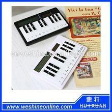 Piano keyboard shape Mini Calculator