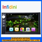 """100% pure android 4.2 touch screen 6.5"""" tft lcd double din car dvd player with gps navigation system wifi 3g radio"""
