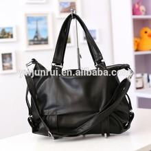 2014 china supplier black women's shoulder bag