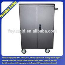 Tablet Charging Locker / Safe Usb Charging Cabinet / Tablet/Tablet Trolley
