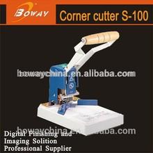 Boway servizio s-100 desktop carta punzonatura manuale della macchina