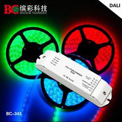 Constant voltage 5A/CHx3 DC12V-24V LED rgb DALI dimming driver/ controller