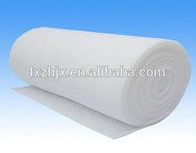 nonwoven polyester felt, 100% polyester wadding,acoustic wadding
