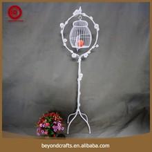 Fashionable wedding iron small bird cage