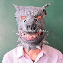 Alibaba Large Plastic Wolf Mask Wild Animal Fancy dress Accessory Party Mask