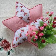 Fashion design hot sale hexagonal adult car seat cushion