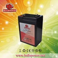 6v rechargeable lantern battery emergency light battery battery 6v 4.2ah BP6-4.5