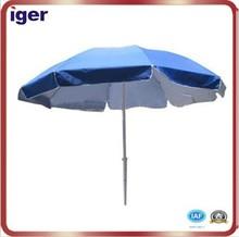cheap good prices pure color beach umbrella