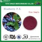 (B Vaccinium myrtillus L . ) anthocyanidins Blueberry Extract Pterostilbene