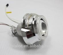 Auto Headlight Double Angel Eye Automobile&Motorcycle Hid Xenon Projector Lens