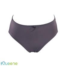 water wave thin and silky dark brown super underwear for ladies