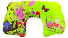 Eco-friendly Inflatable Children Neck Rest Pillow