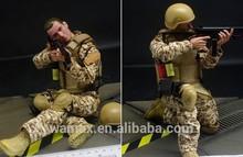 "12"" SWAT desert ACU Uniform Action Figure Model Toy Military Army Combat"