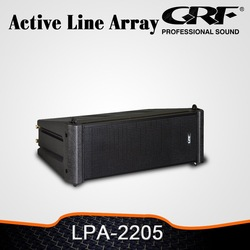 Mini Line Array Amplifier Speaker Sound System