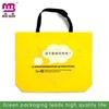 custom printed foldable latest designer tote bag recycle
