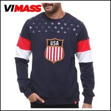 Wholesale cheap crewneck sweatshirt China clothing,Custom high quality sweatshirt for men with fashion printing