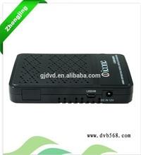 Factory mini digital satellite receiver icone i-2000 support WIFI/USB/ PVR