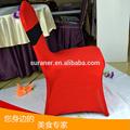 preço de fábrica dental spandex tampa da cadeira para o hotel