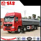 Sinotruk fuel tanker, oil tank truck for sale, diesel truck