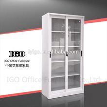 IGO-010 Glass sliding door acrylic shoes holder