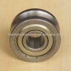 LFR5201-10-ZZ, 12*35*10MM Track roller angular contact ball bearing