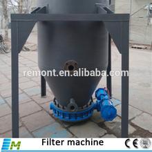 Remont brand high efficiency sunflower oil filter machine