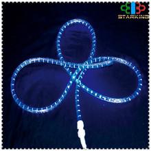 2D led christmas figures 24v waterproof led for sign rope tube lights