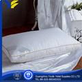 Massage fabriqués en chine 100% coton oreillers en mousse à walmart