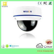 Weatherproof 1.0Megapixel IR Bullet Camera Video Surveillance with 2pcs array Led