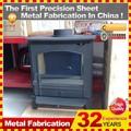 2014 directa ofrecen de fábrica portátil de pequeño tamaño de madera estufa de pellets de los precios