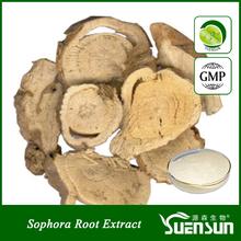 free sample chinese herb sophora root extract matrine