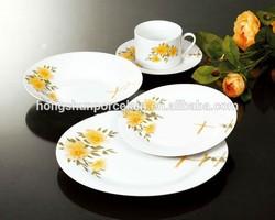 porcelain dinner set as gift for mother's day promotion