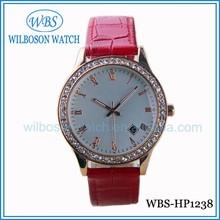 Quality products quartz hand watch price