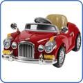 Crianças elétricos pequenos carros de brinquedo