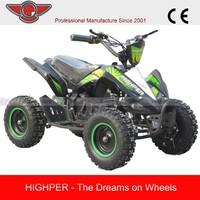 800W mini electric 4 wheelers for sale (ATV-6E-A)