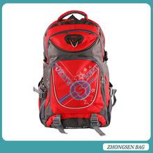 China custom made waterproof sport backpack