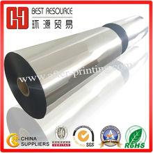 High Barrier Metallized BOPP Film for packaging