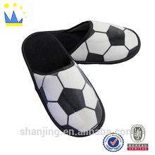 personalized anti slip dot sole hotel slipper