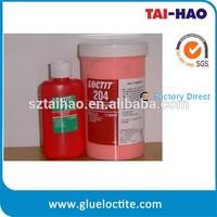 Loctit pre-applied threadlocker 204 quality, Pre-applied Threadlocker 204 For galvanization or stainless steel fsteners