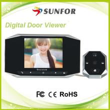 smart home product let digital door viewer